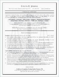 Legal Resume Objective Gorgeous Sample Entry Level Paralegal Resume Paralegal Resume Objective
