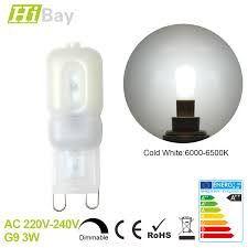 g9 3w 5w mini led light bulb capsule