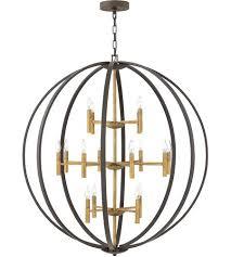 16 light chandelier lovable glass