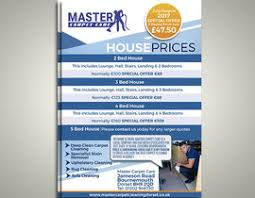carpet cleaning flyer design a flyer for a carpet cleaning business freelancer