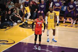 Lakers vs. Rockets Final Score: Houston stuns L.A. with small ball - Silver  Screen and Roll
