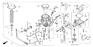 similiar honda 250 carb diagram keywords honda rebel 250 carburetor diagram honda best collection electrical
