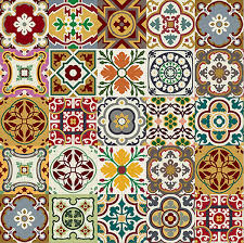 tile pattern. Malta Tile Pattern Collection \u201cTill The Age Of 5, I Lived With My Family In A Small Place Which Was Covered Old Cement Tiles ~ Still Remember L