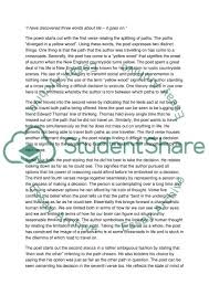 the road not taken essay example topics and well written essays the road not taken essay example