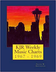 Kjr Weekly Music Charts 1967 1969 Frank W Hoffmann