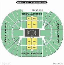 Schottenstein Arena Seating Chart Value City Arena Virtual Seating Chart Charts Boston