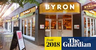 Burger chain Byron to close up to 20 sites under rescue plan | Business |  The Guardian