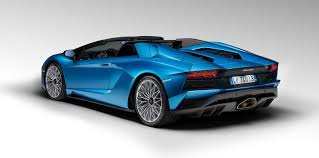 2018 lamborghini aventador price. fine 2018 while the roadster is instantly recognisable as an aventador it gets its  own unique design touches u2013 other than obvious lack of roof intended 2018 lamborghini aventador price