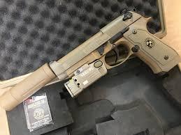 Beretta M9a3 Holster With Light Pin By Spencer Toncray On Guns Hand Guns Guns Guns Ammo