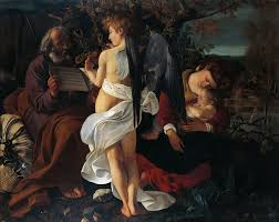 rest on flight into egypt by michelangelo merisi da caravaggio 1571 1610