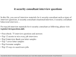 Itsecurityconsultantinterviewquestions Phpapp Thumbnail Photo