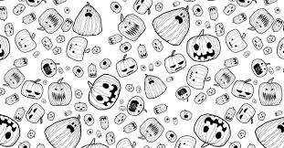 Halloween Pattern Mesmerizing Graphic Design Create A Halloween Background Free Adobe Photoshop