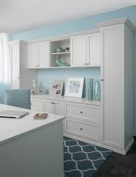 Home office cabinets Upper Custom Home Office Cabinets With White Finish Life Uncluttered Of Kansas City Home Office Organizers Workstation Kansas City Life Uncluttered