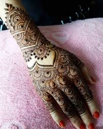 Gujarati Mehndi Design Images 9 Beautiful Gujarati Mehndi Design Ideas For Brides To Try