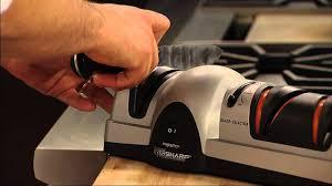Presto <b>Professional</b> EverSharp - three stage electric knife sharpener ...