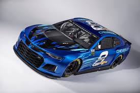 Chevrolet's Camaro ZL1 NASCAR race car isn't all that it seems