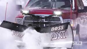 Boss Snow Plow Lights Testing Sl3 Snowplow Lighting System Boss Snowplow