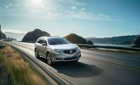 2018 acura hybrid suv. interesting suv finally plugging in 2018 acura mdx adds apple carplay and android auto to acura hybrid suv