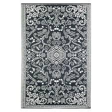 costco indoor outdoor rugs black and white indoor outdoor rug new fab rugs plastic in green