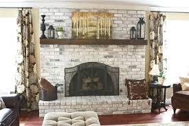 extraordinary whitewash brick fireplace faux whitewash stone fireplace decorations extraordinary whitewash brick fireplace faux stone fireplace