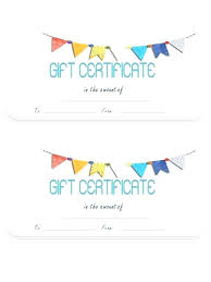 make a certificate online for free create and print gift certificates online download them or print