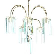home improvement beveled glass chandelier brass designs solid