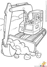 Coloriage Bulldozer Les Beaux Dessins De Transport Imprimer Et