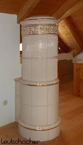 Kachelofen Rund Runder Ofen Elektrisch Beheizt Säulenofen