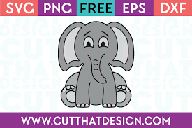 You can copy, modify, distribute and perform the work, even for commercial purposes, all without asking permission. Free Svg Files Cute Baby Elephant Cut That Design