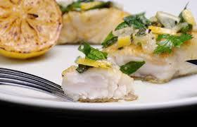 Savory Flaky Baked Perch Recipe ...