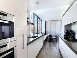 Awesome Modern Galley Kitchen Design Modern Galley Kitchen Design Furniture  Info