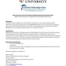 Cover Letter For University Staff Job Fishingstudio Com