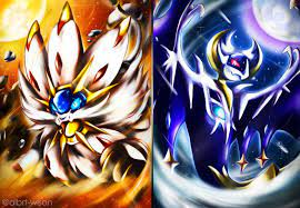 Sun and Moon Legendaries Pokemon Wallpapers - Top Free Sun and Moon  Legendaries Pokemon Backgrounds - WallpaperAccess