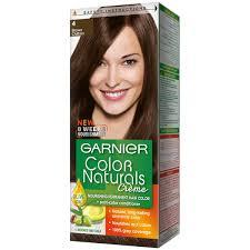 Garnier Light Brown Hair Color Price Buy Garnier Color Naturals 4 Brown Hair Color 1 Packet