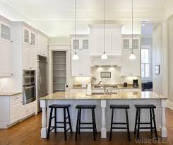 a built in dining area in the kitchen is a feature in many homes