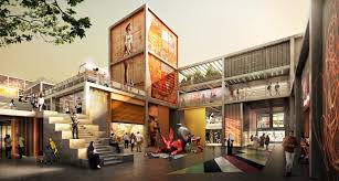 District Design Gallery Of Dubai Design District Taps Foster Partners To