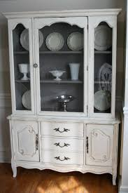 Best China Cabinet Images On Pinterest Painted Furniture