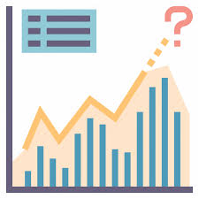 Trend Chart Data Science Flat By Becris