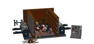 How Does A Trash Compactor Work Lego Ideas Star Wars Trash Compactor Scene