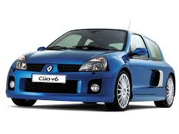 2003 Renault Clio V6 specifications, images, tests, wallpapers