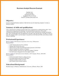 Example Of Business Resume Sample Skills In Resume for Business Administration Danayaus 51