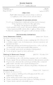 Objective For Resume Administrative Assistant Customer
