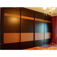bedroom wooden wall almirah