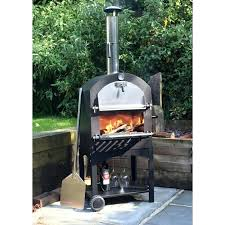 outdoor pizza oven and grill cove outdoor stainless steel pizza oven garden oven smoker free delivery outdoor pizza oven