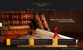 Law Templates Law Firm Website Template 44916