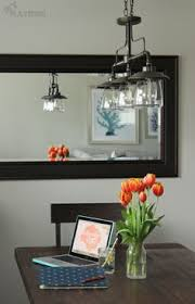pendant lighting over dining room table Google Search Stuff to