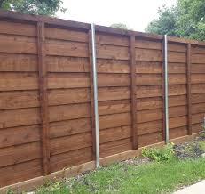 horizontal fence styles. Horizontal Wood Fences Fence Styles
