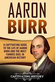 Image result for aaron burr later life