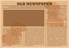 Newspaper Free Vector Art 32 474 Free Downloads