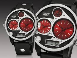 red oversized digital men s big face watches ad2806 ohsen watch red oversized digital men s big face watches ad2806